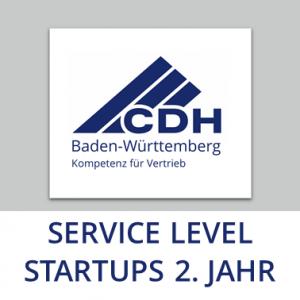 Service Level Startups 2. Jahr