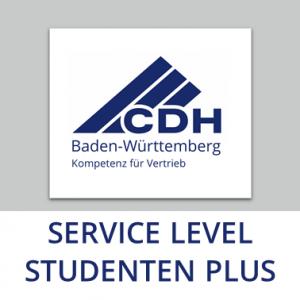 Service Level Studenten Plus